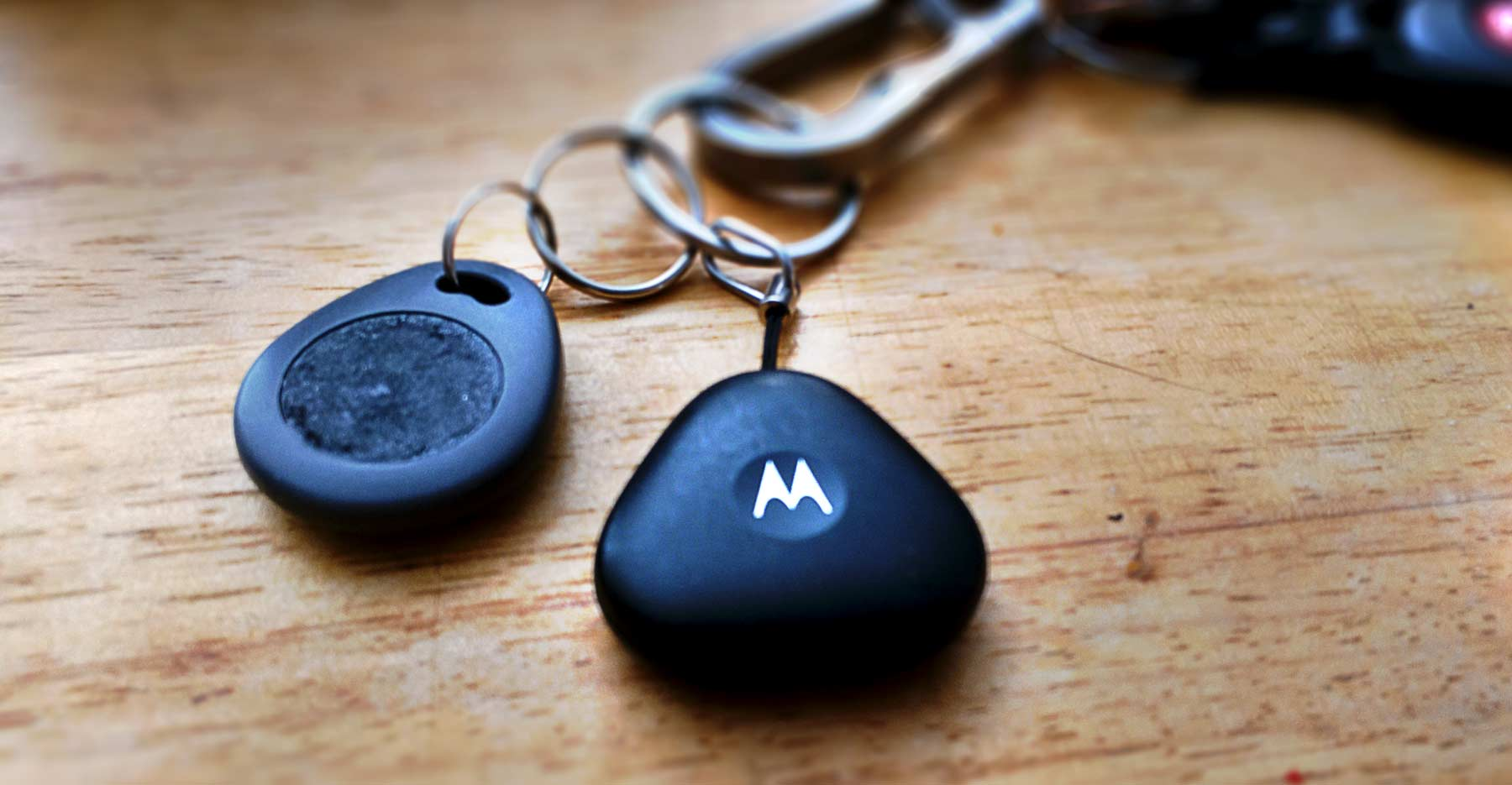 Smart Keychains wearables
